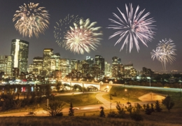 Wave the flag at these Canada Day events in Calgary