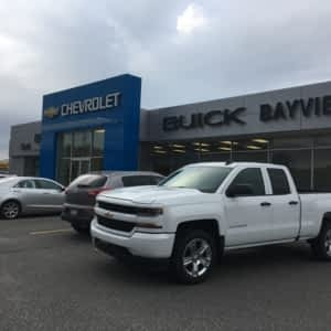 Bayview Chevrolet Pontiac Buick GMC - Opening Hours - 80