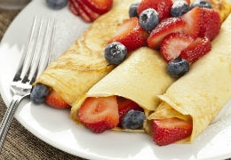 Spots for sweet and savoury crêpes in Toronto