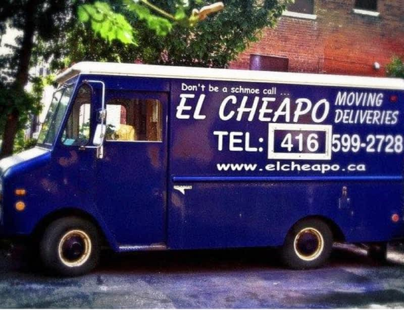 photo El Cheapo Movers Ltd