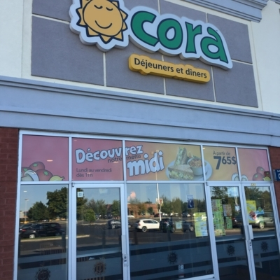 View Cora Breakfast & Lunch's Longueuil profile