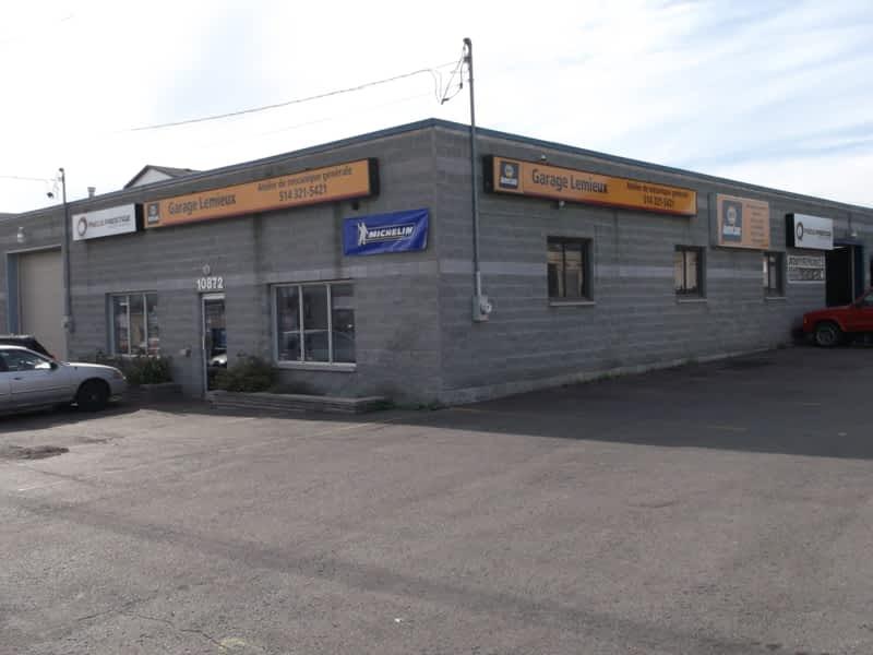 Garage lemieux montréal nord qc av jean meunier