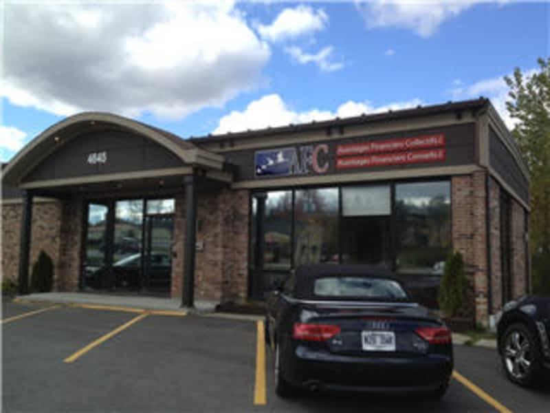 Avantages financiers collectifs inc sherbrooke qc for Chambre de commerce de drummondville