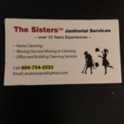 The Sisters - Commercial, Industrial & Residential Cleaning - 604-754-3532