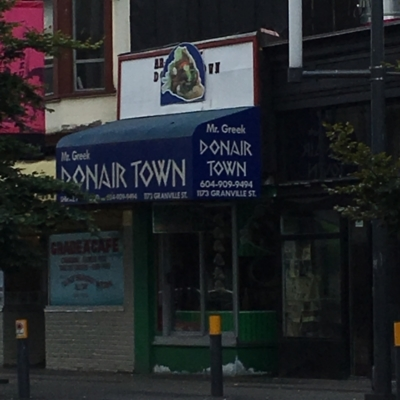 Mr Greek Donair Town - Greek Restaurants - 604-909-9494