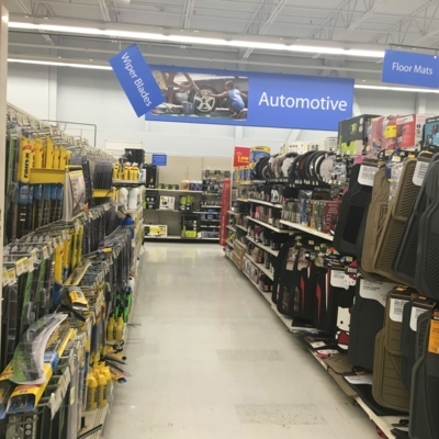 Walmart Supercentre - Car Repair & Service - 250-261-6603