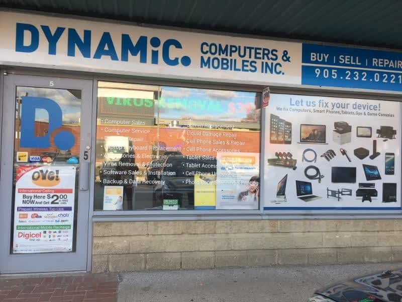 photo Dynamic Computers & Mobiles
