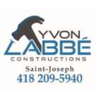 Constructions Yvon Labbé Ltée - General Contractors