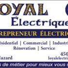 View Loyal Electrique's Saint-Jean-de-Matha profile