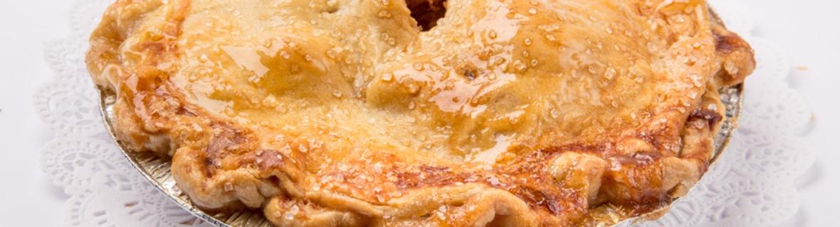 Best apple pie in Toronto