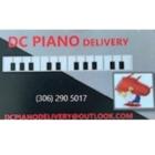 DC Piano Delivery - Logo