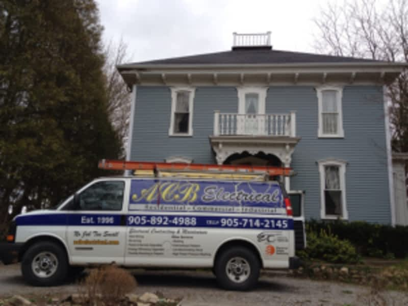 A C B Electrical Fenwick On 1038 Staines St Canpages