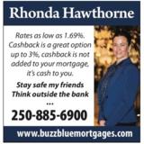 View Rhonda Hawthorne - Buzzbluemortgages.com's Victoria profile