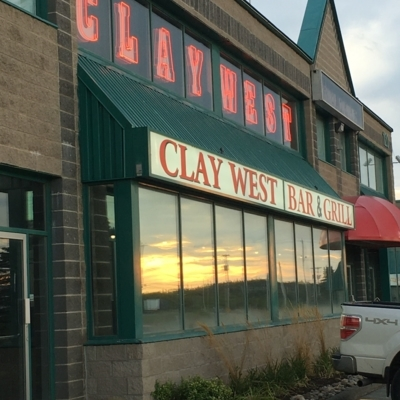 Clay West Bar & Grill - Restaurants