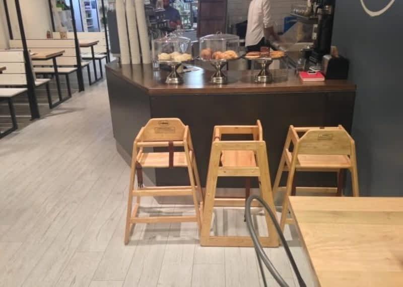 photo White Squirrel Coffee Shop