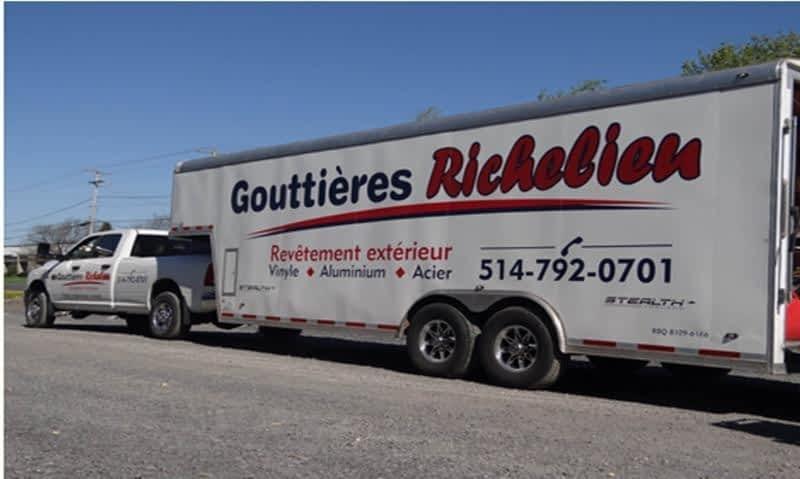 photo Gouttières et Revêtements Richelieu
