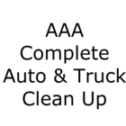 AAA Complete Auto & Truck Clean Up - Car Detailing - 519-362-6181