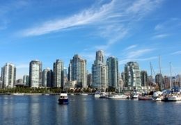 Dockside date-night ideas along False Creek
