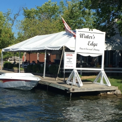 Water's Edge Restaurant - Restaurants