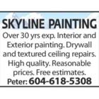 Skyline Painting - Painters
