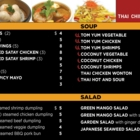 Thai Chi Asian Kitchen - Chinese Food Restaurants - 905-303-9922