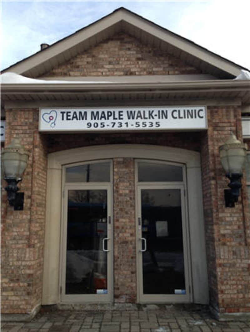 photo Team Maple Walk In Clinic
