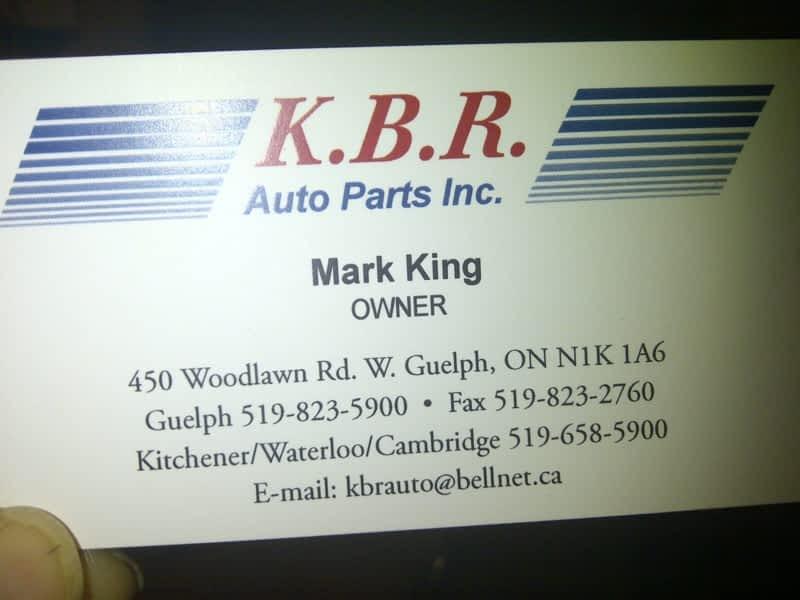 photo K B R Auto Parts Inc