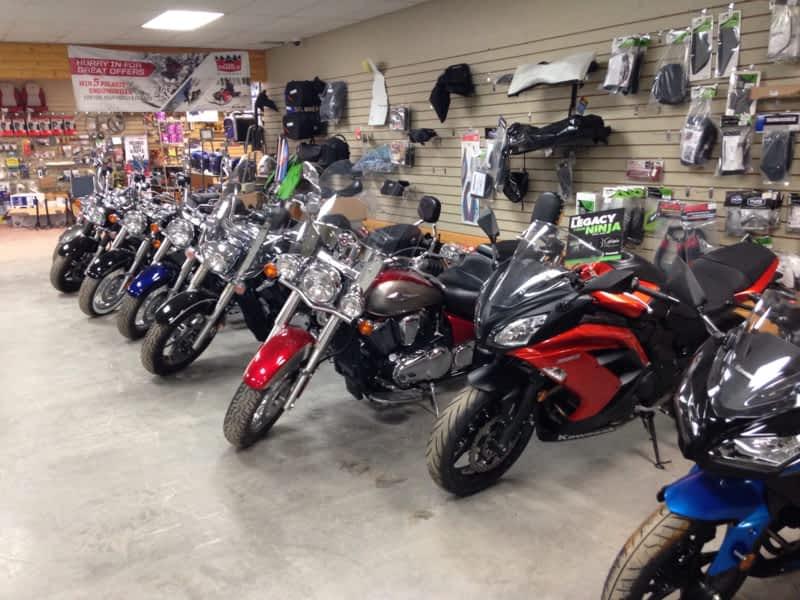 Kawasaki Dealers In Scarborough