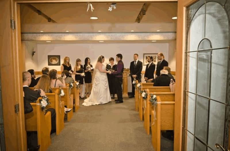 photo City Hall Wedding Belle Chapel and Officiants