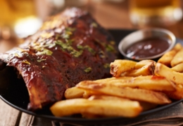 Best ribs in Toronto