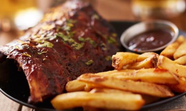 Best ribs in Toronto
