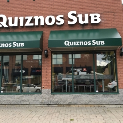 Quiznos Sub - Take-Out Food - 450-461-1121