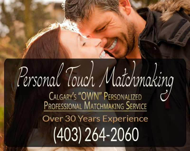 Personal touch matchmaking calgary