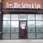 Tres Xhic Salon & Spa - Épilation au fil - 780-438-9442