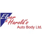 Elmer & Harold's Auto Body Ltd - Logo