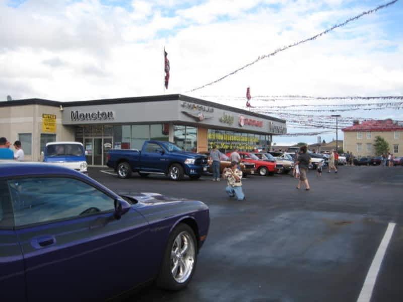 Moncton Chrysler Superstore Moncton Nb 1365 Mountain