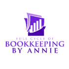 Full Cycle of Bookkeeping Services by Annie - Accountants