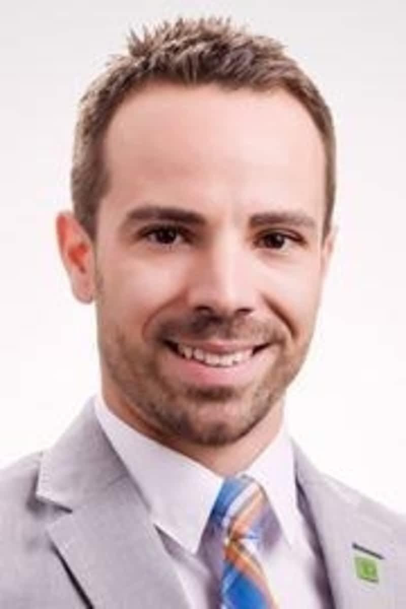 photo Sam Rosmus - TD Financial Planner