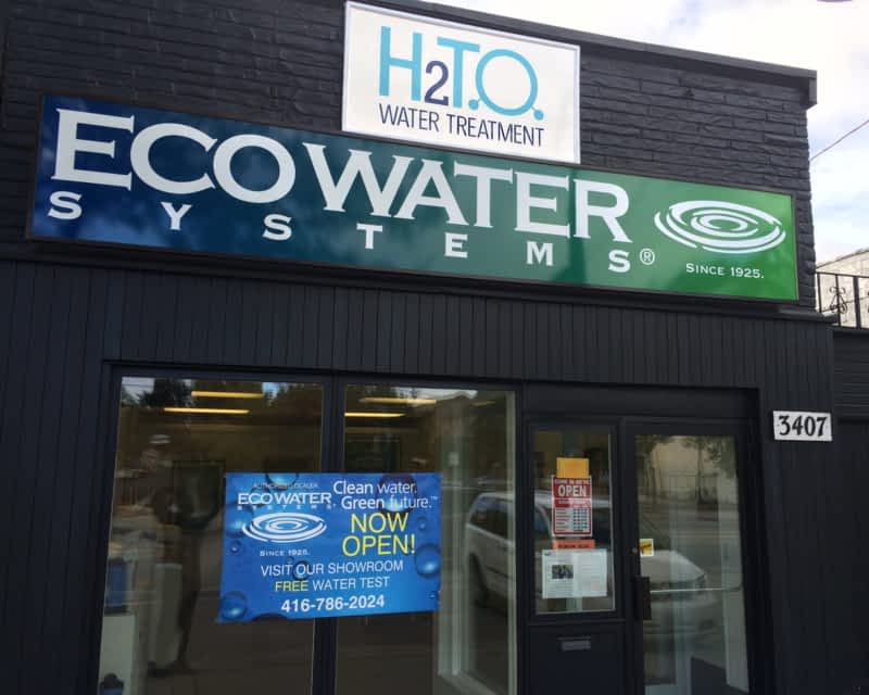 photo H2TO Water Treatment Inc