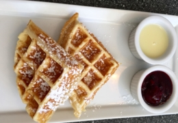 Waffles of wonder in Calgary
