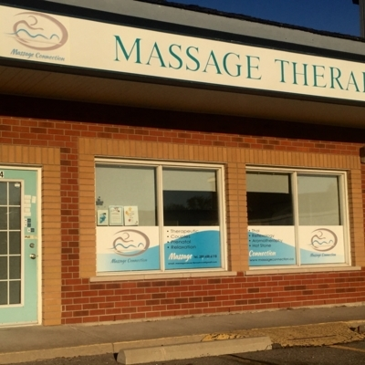 Massage Connection - Hairdressers & Beauty Salons - 289-600-6110