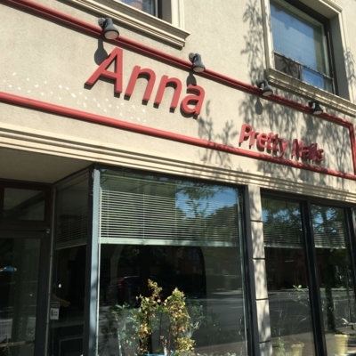 Anna Pretty Nails - Manucures et pédicures - 416-789-3551