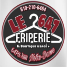 Le 647 Friperie - Friperies