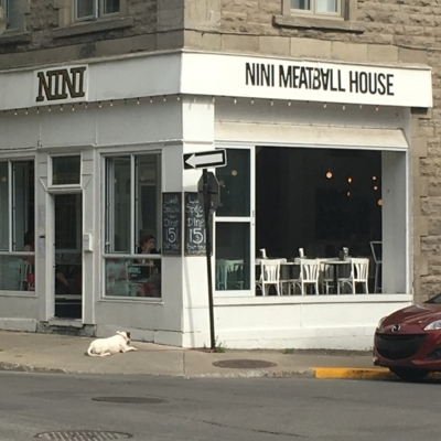Nini Meatball House - Take-Out Food - 514-933-6663