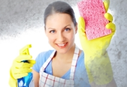 Get help with spring cleaning in Calgary