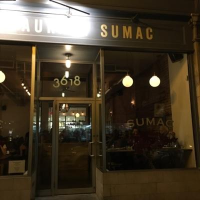 Restaurant Sumac - Restaurants - 514-935-1444