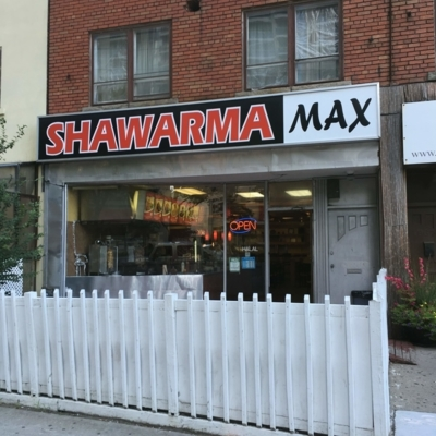 Shawarma Max - Middle Eastern Restaurants - 416-224-2423
