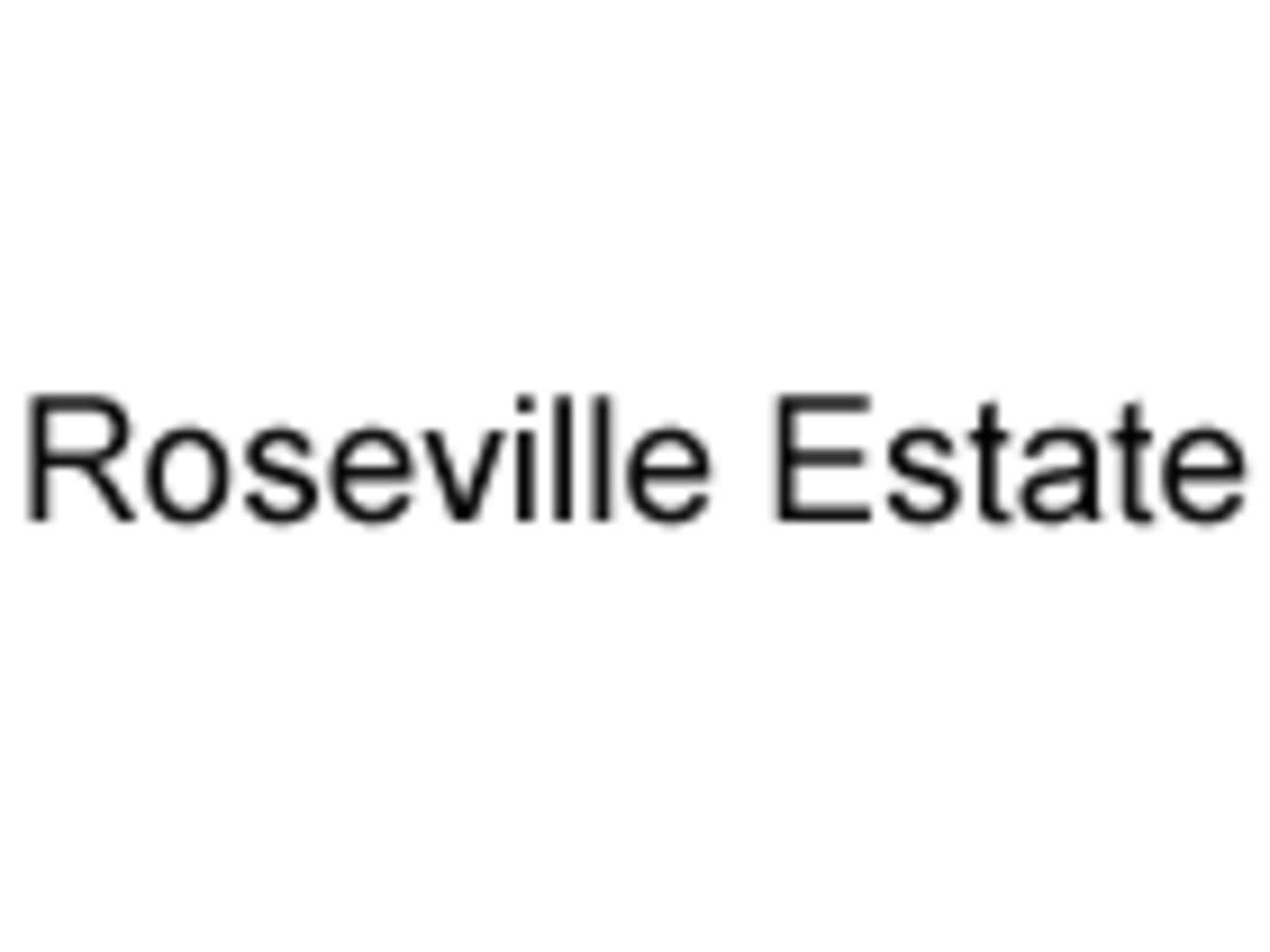 photo Roseville Estate