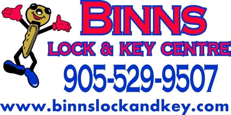 photo Binns Lock & Key Centre