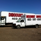 Discount Movers Ltd - Déménagement et entreposage - 403-597-6502